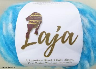 LAJA-Baby Alpaca, Merino, Polyamide