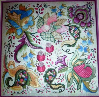 Jacobean Design Pattern - out of stock