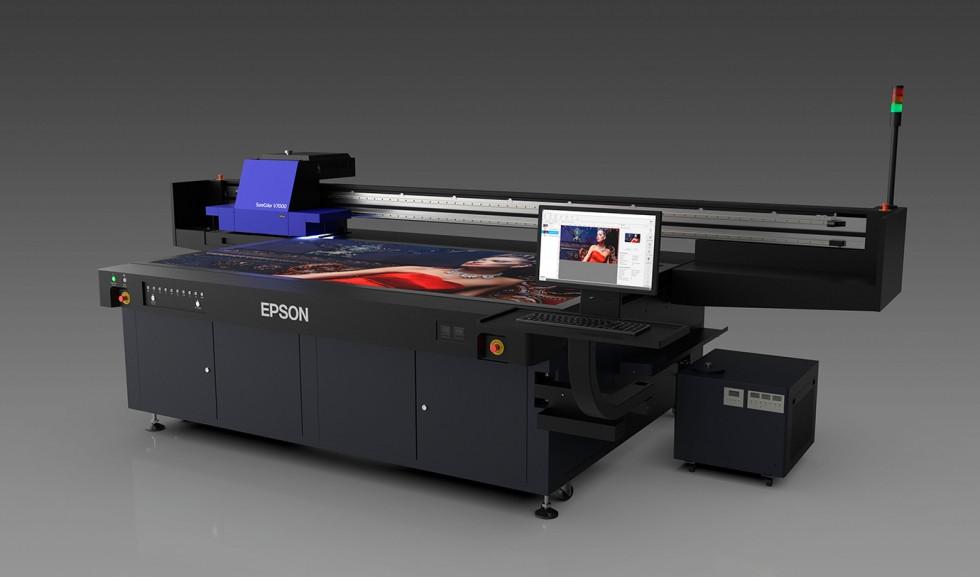 Nueva revelación de Epson SureColor SC-V7000