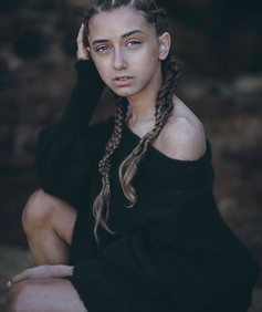 Photographer: Mira Levina Stylist/HMUA: Nathalie Anne