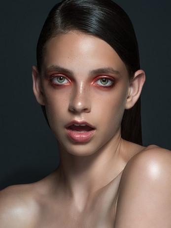 Photo by Tony Veloz Makeup by Selma Sosa