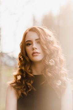 Photographer: Vanessa Tellez MUA: Becky Dong Hair: Kate Kubala