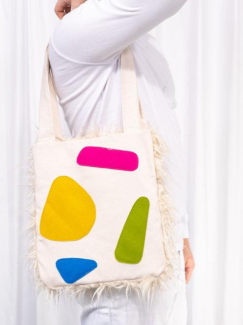 Tote Bag : 4 Shapes