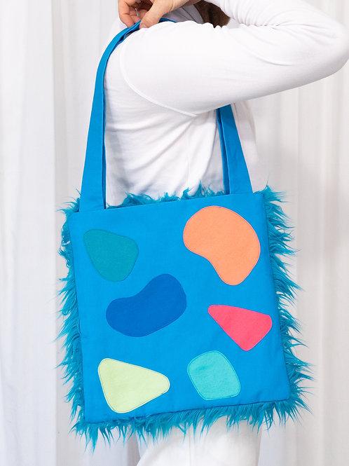 Tote Bag: Bondi Blue