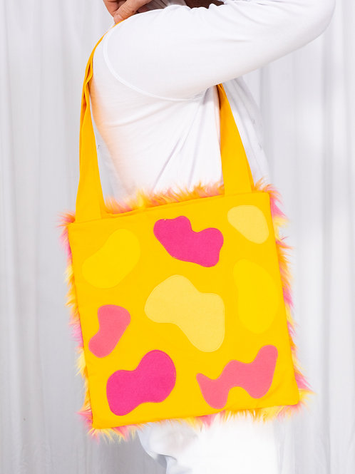 Tote Bag:  Canary