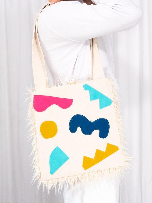 Tote Bag: Capri