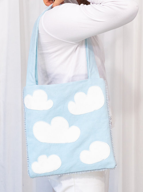 Tote Bag: Clouds