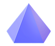 zandi dandizette blue pink art animation installation illustration triangle purple