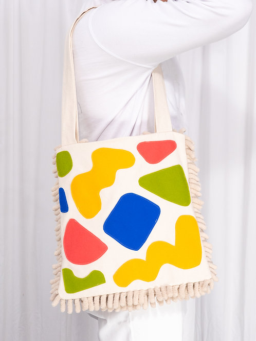 Tote Bag: Happy Day