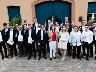 Abschluss als Staatlich geprüfter Weinwirtschafter, DLR Oppenheim