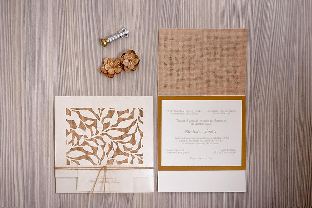 Tarjetas De Matrimonio Bogota Diseños Exclusivos Tarjetas