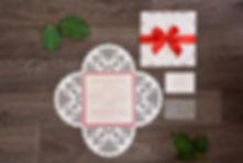 Diseño 14. Tarjetas de Matrimonio Bogota. Diseños Exclusivos. Invitaciones de Boda