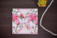 Diseño 38. Tarjetas de Matrimonio Bogota. Diseños Exclusivos. Invitaciones de Boda