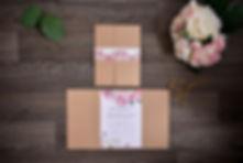 Diseño 16. Tarjetas de Matrimonio Bogota. Diseños Exclusivos. Invitaciones de Boda