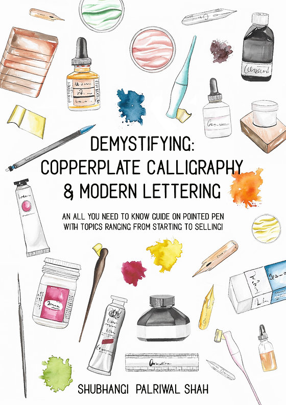 Demystifying Calligraphy and Lettering