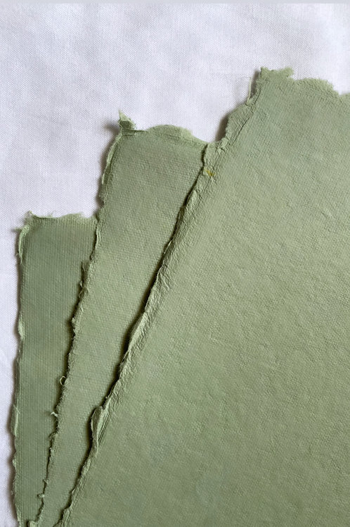 Handmade Deckled Edge Paper A4 Pack of 3