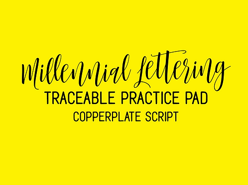 Traceable Practice Pad -  Digital