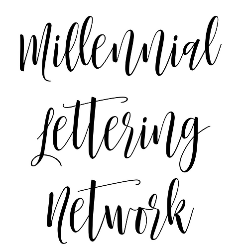 Millennial Lettering Network Membership