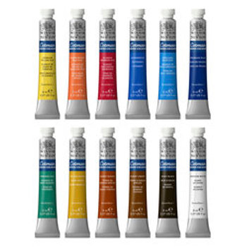 Winsor & Newton Watercolour Tubes