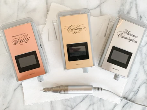 Ink Me This Calligraphy Engraver