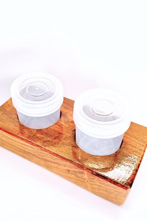 Double Jar Dinky Dip