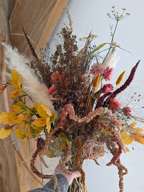 Huge Dried Bouquet (Postal Delivery option)