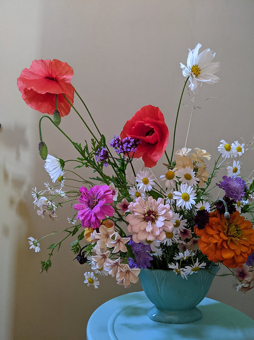Fortnightly Flower delivery subscription 3 months