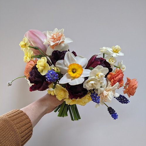 Seasonal British Gift Bouquet