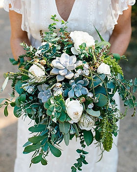 Garden style bouquet, Boho bouquet, bridal bouquet, wedding, bridesmaid bouquet, wedding florals