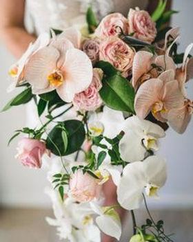 Tampa wedding florist; Tampa wedding floral designer: Orlando wedding florist; orlando wedding floral designer; orlando florist; Tampa FloristModern bridal bouquet, tropical bridal bouquet, wedding bouquet, weddings, bridesmaid bouquet