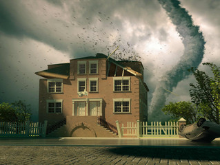 The Tornado of Addiction: Destruction of the Family System