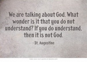 """When it appeared, God couldn't or wouldn't """"fix"""" my daughter, I began to question my faith and the God of my understanding."""