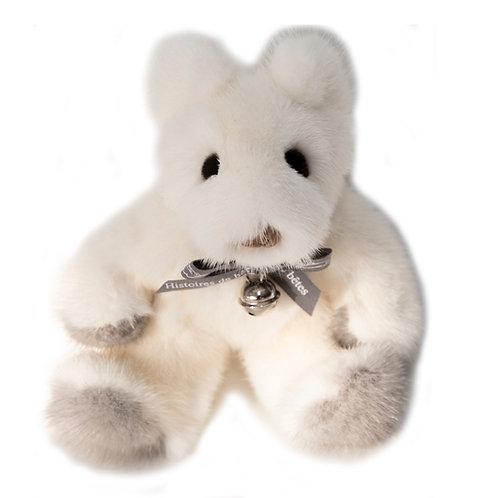 MINI TEDDY neige