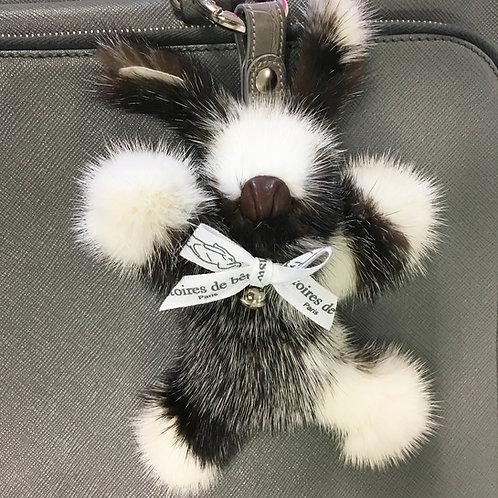 BABY RABBIT - noir & blanc