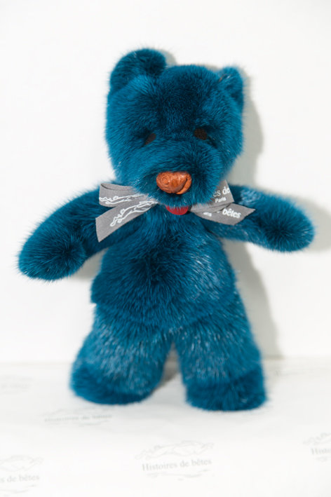 BABY VISON - crazy blue