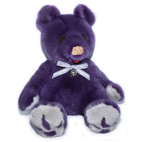 BABY TEDDY - purple