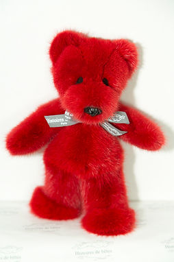 Haute couture teddy bear