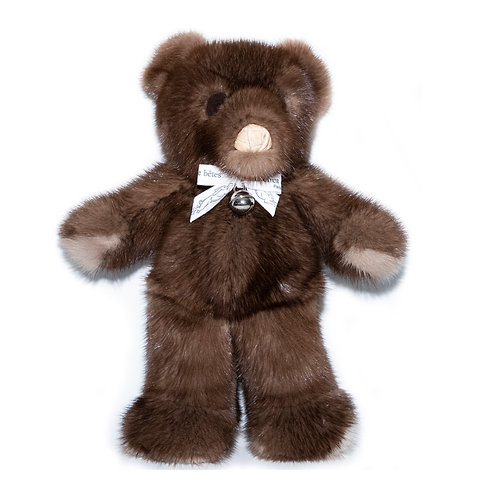 BABY OURSON chocolat - Collection Winter's tale