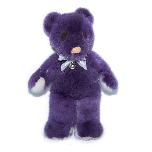 BABY OURSON violet - Collection Winter's tale