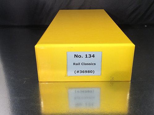 RAIL CLASSICS PENNSYLVANIA CLASS X40A BOXCAR FACTORY PAINTED BRAND NEW