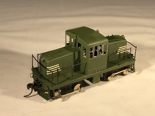 Overland Models General Electric 45Ton Industrial Switcher Siderod Unusual
