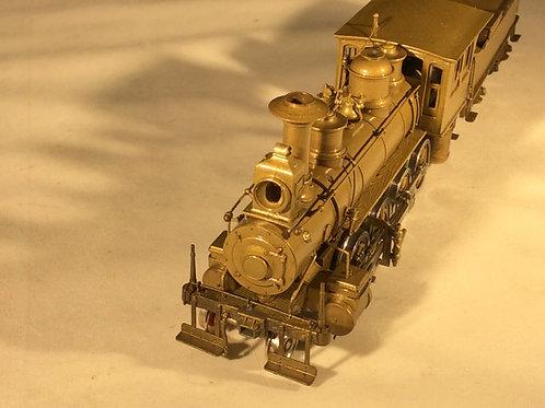 Empire Midland Pennsylvania RR Class H1a 2-8-0 unpainted 1874 Rare Models