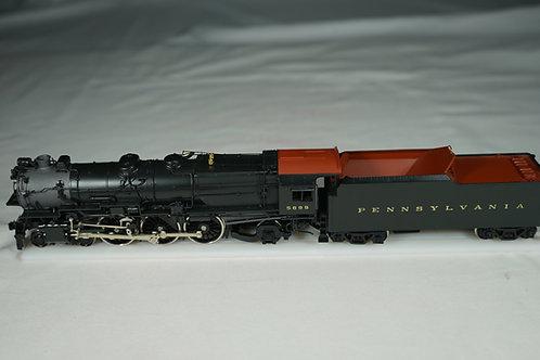 Key Imports Pennsylvania Railroad Class K5s #5699 Post War F/P N/Mint