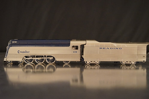 MTS READING CRUSADER STREAMLINED 4-6-2 F/P BRAND NEW