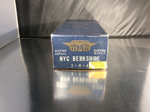 PFM UNITED NEW YORK CENTRAL 2-8-4 PRO PAINTED EXCELLENT