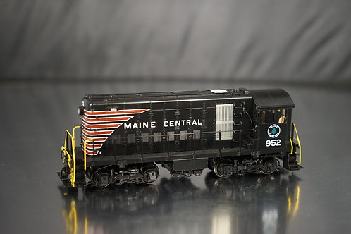 OVERLAND MODELS MAINE CENTRAL HH-660 SWITCHER FACTORY PAINTED #952 NEW