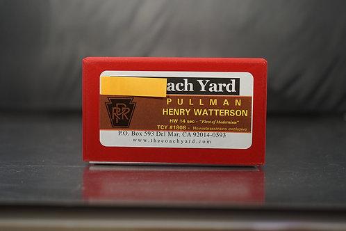 "TCY PENNSYLVANIA FOM 14 SEC ""HENRY WATTERSON"" FUTURA FACTORY PAINTED BRAND NEW"