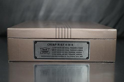 DVPT CRI&P CHICAGO ROCK ISLAND & PACIFIC R-67 4-8-4 F/P LIKE NEW
