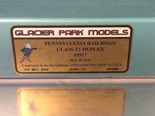 GLACIER PARK PENNSYLVANIA CLASS T1 #5517 F/P DC/DCC BRAND NEW