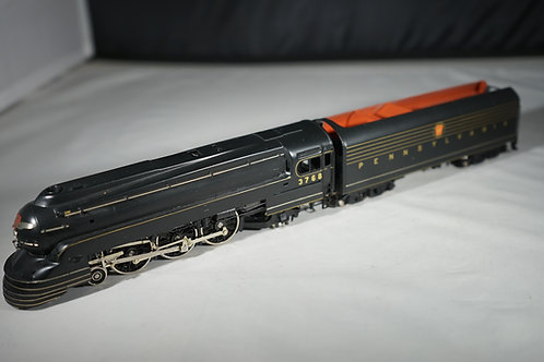 KEY IMPORTS PENNSYLVANIA RAILROAD CLASS K4S #3768 DESKIRTED F/P EXCELLENT
